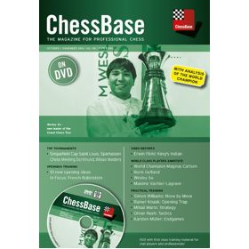 ChessBase Magazine 174