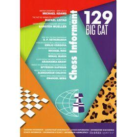 Chess Informant 129 Big Cat + CD