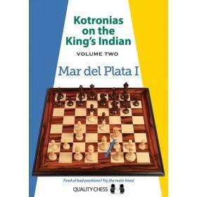 Kotronias on the King's Indian vol. 2 - Mar del Plata I (cartoné)