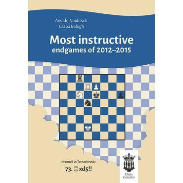 Most Instructive Endgames of 2012-2015