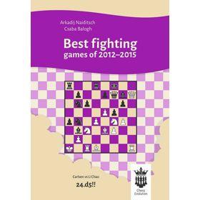 Best Fighting Games of 2012-2015