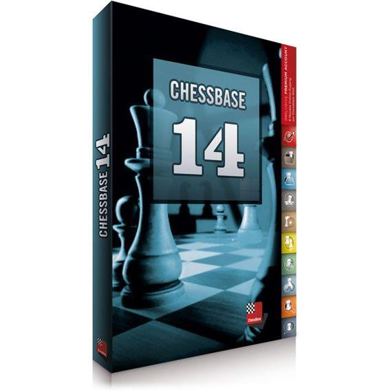 ChessBase 14 Premium