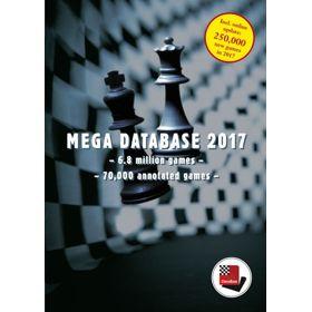 Mega Database 2017 actualización desde Mega 2016