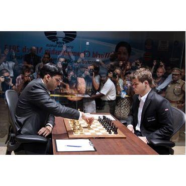 """Postal """"Magnus Carlsen"""""""