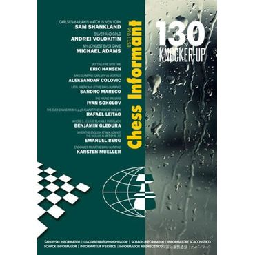Chess Informant 130 Knocker-Up