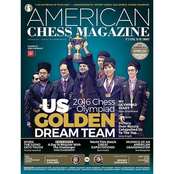 American Chess Magazine 1