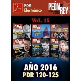 Peón de Rey electrónico - Vol. 15 (2016)