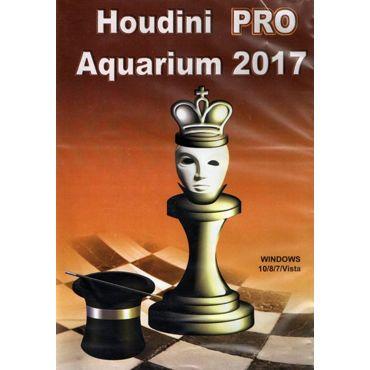 Houdini Pro Aquarium 2017