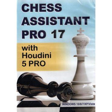 Chess Assistant PRO 17 con Houdini 5 PRO
