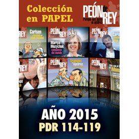 Colección Peón de Rey 2015