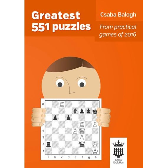 Greatest 551 Puzzles