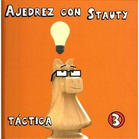 Ajedrez con Stauty 3. Táctica