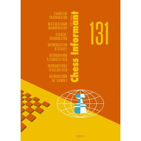 Chess Informant 131 + CD