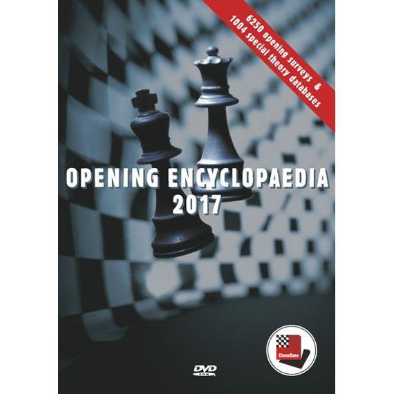 Opening Encyclopaedia 2017