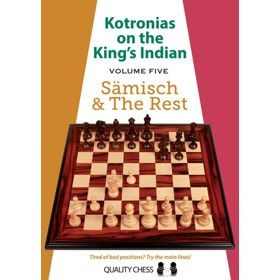 Kotronias on the King's Indian vol. 5 - Sämisch & the Rest (cartoné)