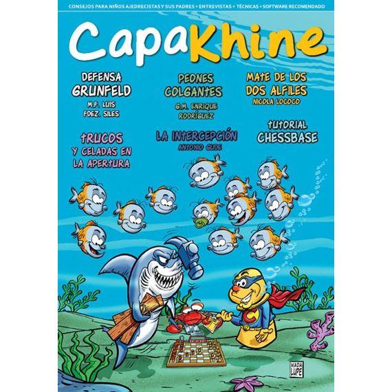 Revista Infantil Capakhine nº 10