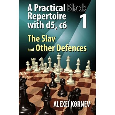 A Practical Black Repertoire with d5, c6 vol. 1: The Slav and Other Defences