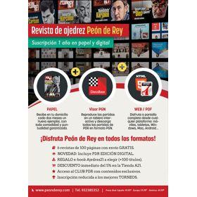 España 1 año papel + digital