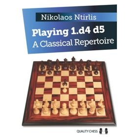 Playing 1.d4 d5 - A Classical Repertoire (cartoné)