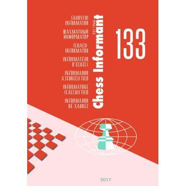 Chess Informant 133 + CD