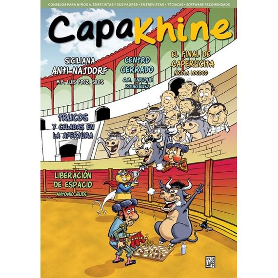 Revista Infantil Capakhine nº 11