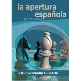 Apertura Española Jugada a Jugada