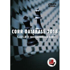 Corr Database 2018 actualización desde Corr 2015