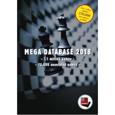 Mega Database 2018 actualización desde Mega 2017