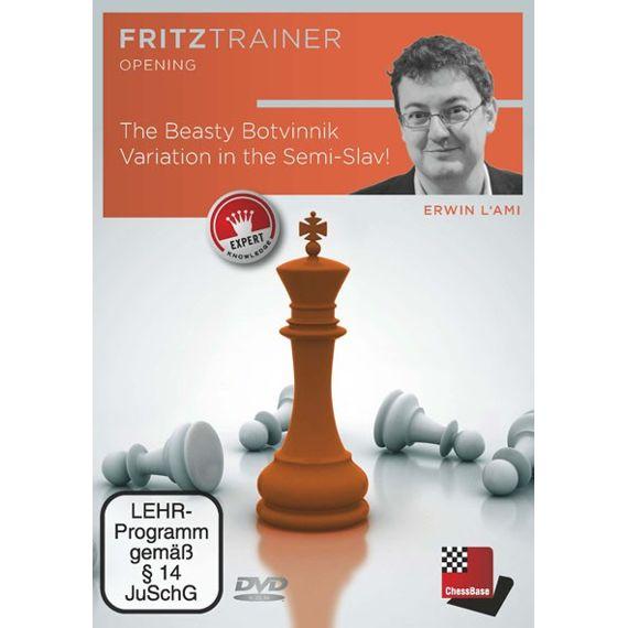 The Beasty Botvinnik Variation in the Semi-Slav!