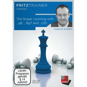 The Sniper (winning with ...g6, ...Bg7 and ...c5!)