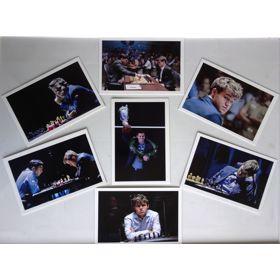 "7 Postales ""Magnus Carlsen"""