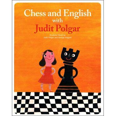 Chess and English with Judit Polgar (Libro + CD)