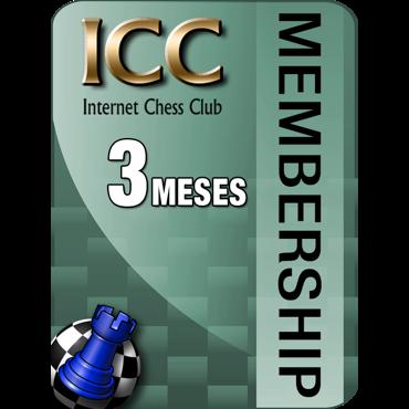 Suscripción o extensión 3 meses en ICC