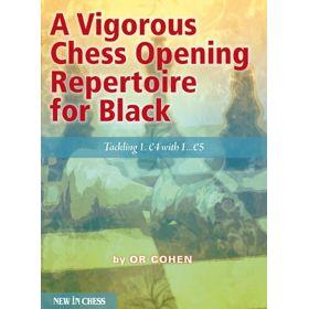 A Vigorous Chess Opening Repertoire for Black