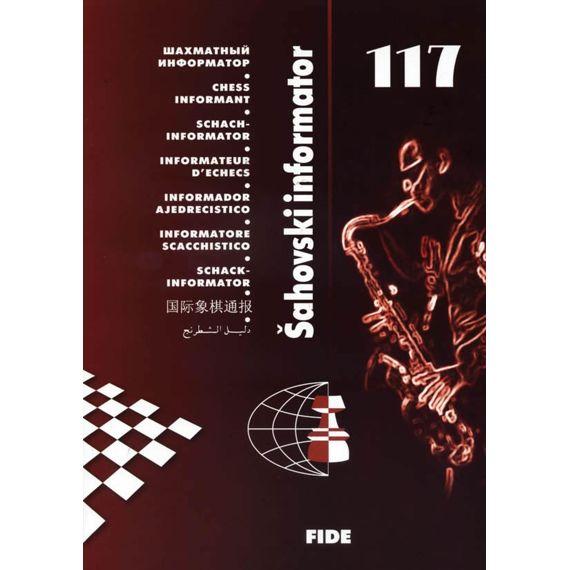 Chess Informant 117 - Jazz edition