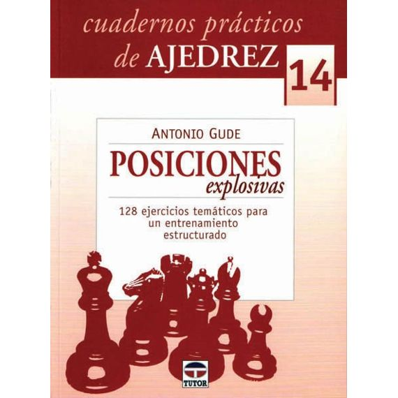 Cuadernos Prácticos 14. Posiciones Explosivas