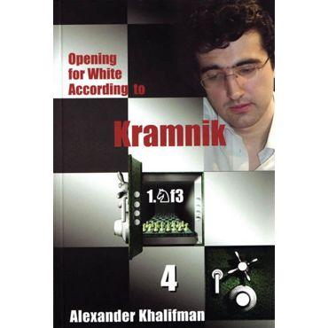 Opening for White According to Kramnik 1.Nf3 vol. 4