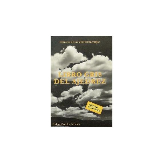 Libro Gris del Ajedrez