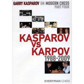 Modern Chess Part IV: Kasparov vs Karpov 1988-2009