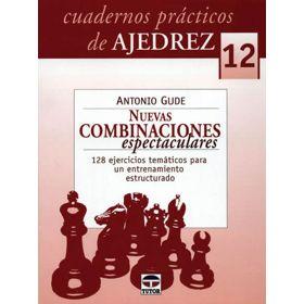 Cuadernos Prácticos 12. Nuevas Combinaciones Espectaculares