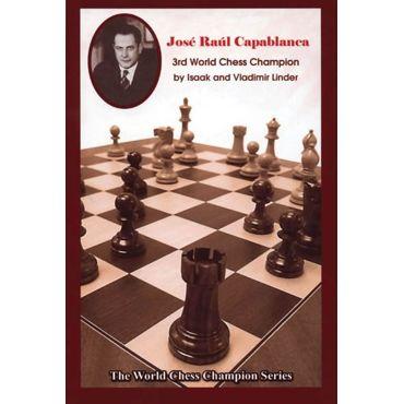 José Raúl Capablanca 3rd World Chess Champion