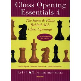 Chess Opening Essentials 4 : 1.c4 1.Nf3 & other
