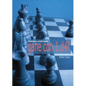 Aprenda Aperturas. Gane con 1.d4!