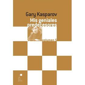 Mis Geniales Predecesores vol. 5 (edición de lujo)