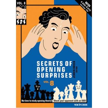 Secrets of Opening Surprises vol. 8