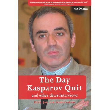 The Day Kasparov Quit