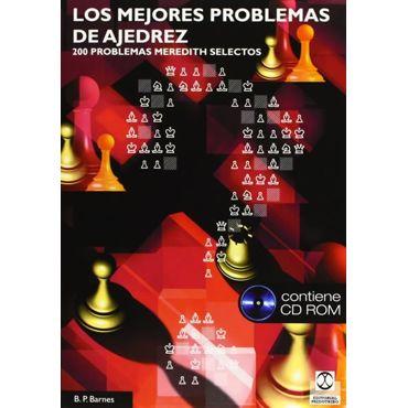 Los Mejores Problemas de Ajedrez (Libro + CD-ROM)