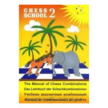 Manual de Combinaciones de Ajedrez II