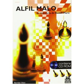Alfil Malo  (Libro + CD-ROM)