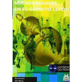Nuevos Avances en el Gambito Letón (Libro + CD-ROM)
